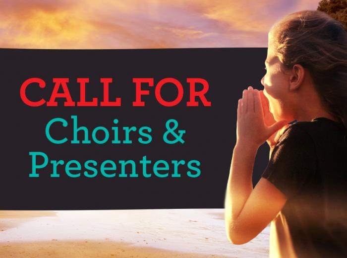 b2b70c7c0b706 Applications are now open for Choirs and Presenters at the 12th World  Symposium on Choral Music. The Symposium is the world s premier choral  event.